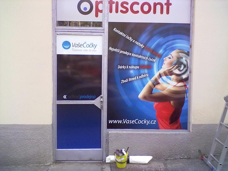 reklamni polepy vyloh
